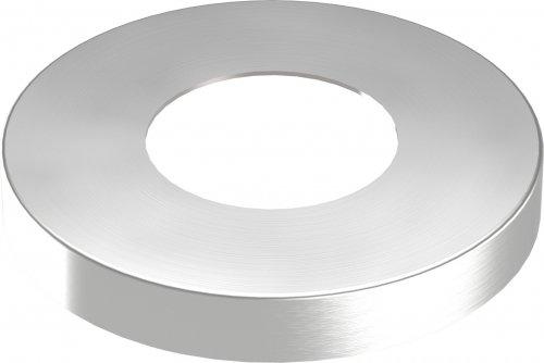 Bohrung /ø 49mm Abdeckrosette 105 x 15mm Wandst/ärke 1mm