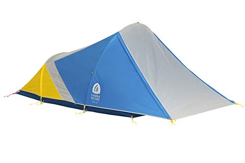 - Sierra Designs Clip Flashlight 2 Person Backpacking Tent - Easy Setup with a Lightweight, Compact Design for Biking