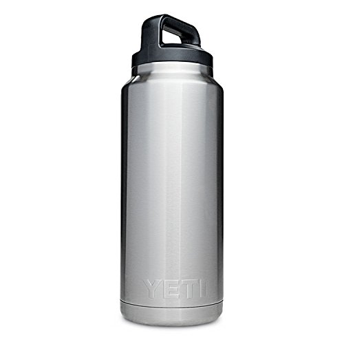 YETI Rambler 36oz Vacuum Insulated Stainless Steel Bottle with Cap (Stainless Steel) (Stainless Steel)