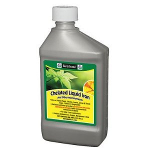 Ferti-lome Iron Liquid Plant Food