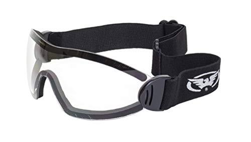 Global Vision Eyewear Flare Anteojos Antiempañamiento, con Bolso para Almacenamiento