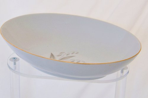 """Kaysons Golden Rhapsody 10 1/4"""" by 2 1/4"""" Oval Vegetable Bow"""