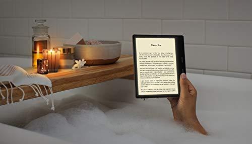 Nuevo Kindle Oasis Con Luz Calida Ajustable 32gb Graphite