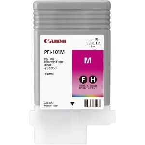 PFI-101M Magenta Ink Tank 130ML for (101m Magenta Ink)