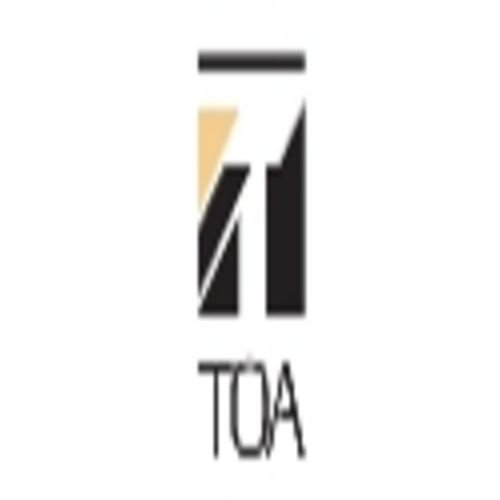 TOA HX-5 - 600 Watt Variable Dispersion Line Array Loudspeaker (Black) by Toa