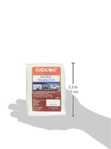 Fibre Glass-Evercoat Co 100911 Fiberglass Cloth - 6 oz.