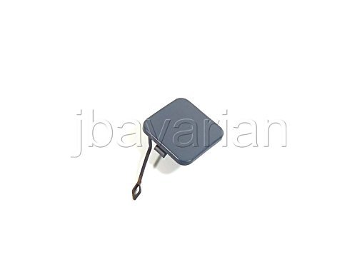 tow hook cover e46 - 9