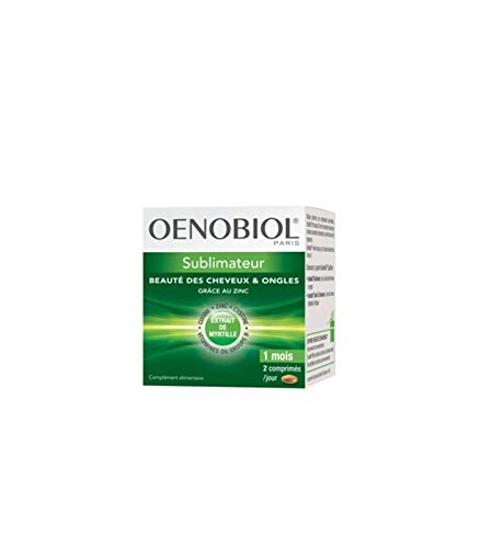 Oenobiol Fortifying Hair and Nails Beauty 60 Tablets