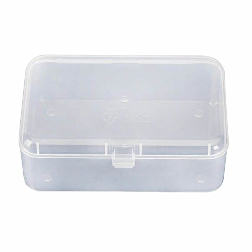 rectangle clear container - 4
