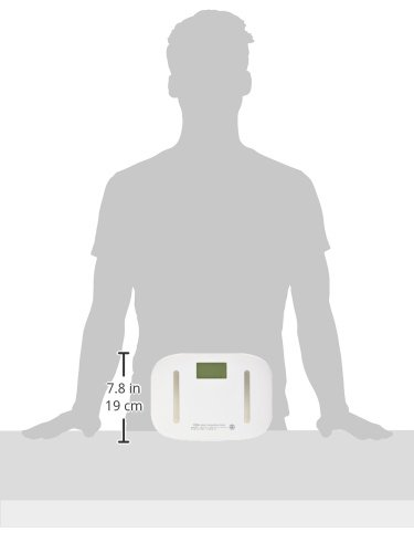 Ohm Body Composition Meter, HB - K110 - critically W Hb - K110 - W