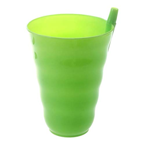 Plastic Cup Straw - Plastic Straw Cup Cold Cups Juice - Plastic Juice Cups Coffee Plastic Cold Drink With Straw Moss Ball Earths China Clear Chilis Japanese Porcelain Bowle Ceramic Creamer Glass