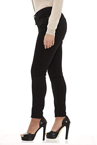 Donna Nero Armani 6y5j28 Jeans 5dwnz czZSwApR0