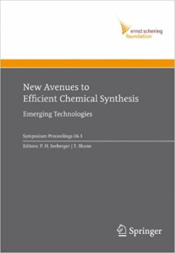 New Avenues to Efficient Chemical Synthesis: Emerging