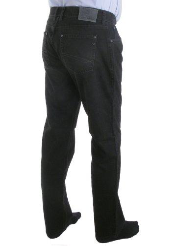 hattric en jean Hardy Noir délavé -  Noir - 46 W/32 L
