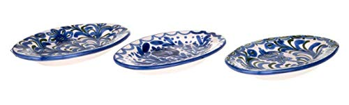 Sophie Conran GRANADA OVAL DISHES - ASSORTED SET - THREE OVAL DISHES