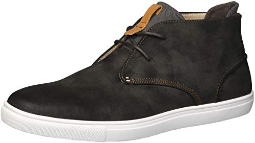 Unlisted by Kenneth Cole Men's Stand Sneaker D, Dark Grey, 9.5 M US