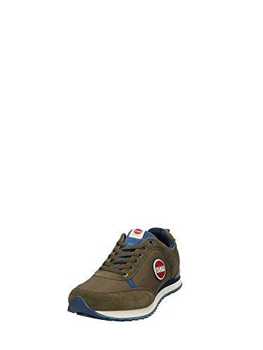 Sneakers Uomo Colmar 42 Blu/militare B-travis Colors Autunno Inverno 2016/17