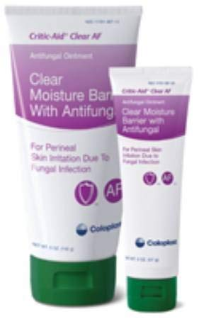 Coloplast 75711400 Antifungal Critic-aid Clear Af 2 Oz. 0.02 Ointment 7571 Box Of 12 by Coloplast Corp
