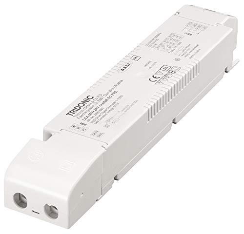 Driver LCA one4all SC PRE - Fuente de alimentación regulable (60 W, 24 V, para tiras LED flexibles y soluciones de luz similares de 24 VDC)