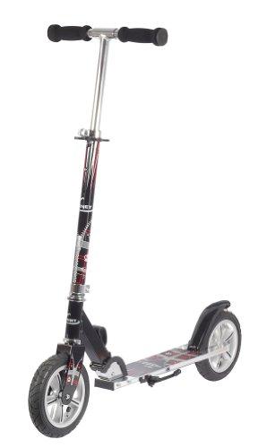 hudora big wheel air dual brake luftreifen scooter 205 mm. Black Bedroom Furniture Sets. Home Design Ideas