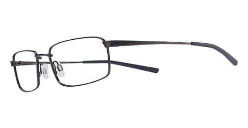 NIKE Monture lunettes de vue 4193 441 New Blue Charcoal 53MM