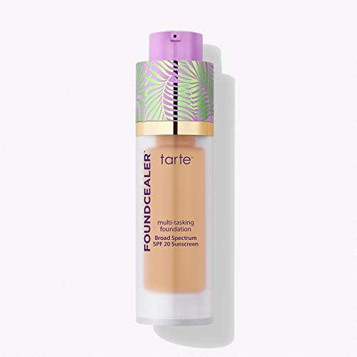 Face Makeup: Tarte Babassu Foundcealer Skincare Foundation