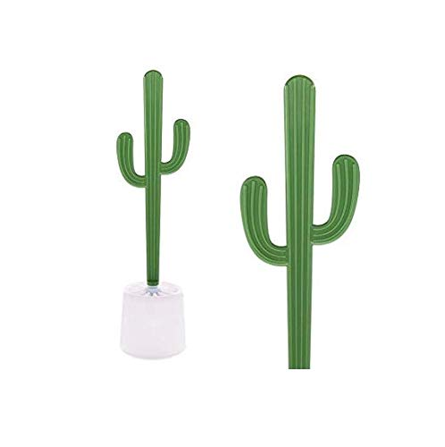 out of blue Spazzolone per WC in plastica Cactus Green