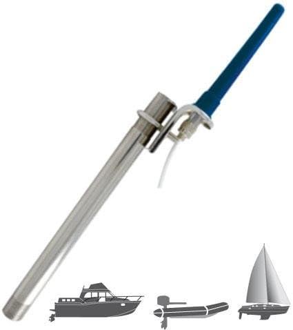Glomex PL46740 Antena VHF Short RA111: Amazon.es: Deportes y ...