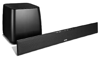 amazon com polk audio surroundbar iht 3000 home entertainment rh amazon com polk audio surroundbar 6500bt manual polk audio iht digital one step soundbar manual