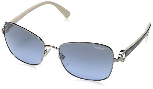 Vogue Gunmetal Sunglasses - 4