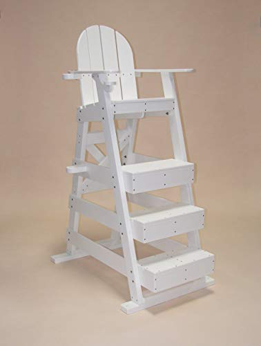 Lifeguard Stand - Tailwind Furniture Recycled Plastic Lifeguard Chair - LG 515