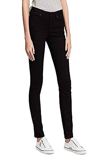 Calvin Klein Women's Ultimate Skinny Jeans, Black (10 x ()