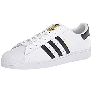 adidas Originals Mens Superstar White/Black/White 6