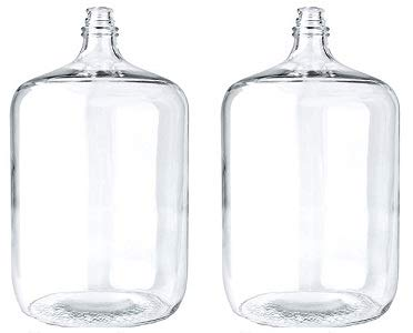 185954e220 Image Unavailable. Image not available for. Color: Glass Carboy 6.5 gal ...
