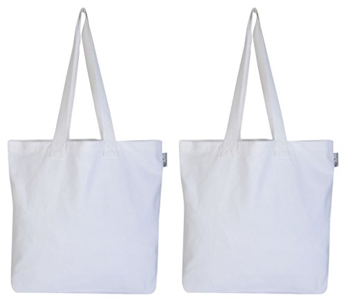 Iron On Canvas Bags - 3