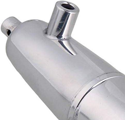 JVSISM para HSP 1//10 Tubo de Escape de Metal 94188 94122 94108 94109 1//10 Tubo de Escape BQ001