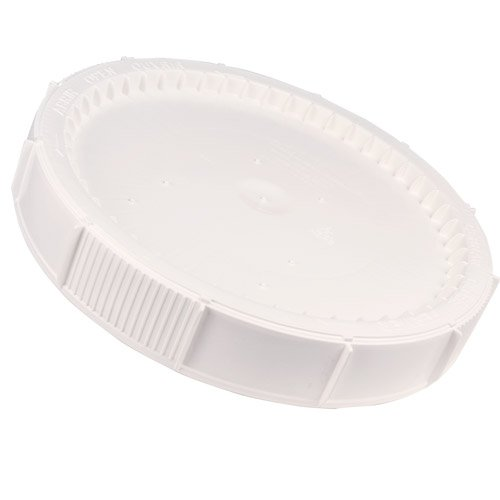 Cover for Life Latch 12 Gallon Plastic Drums (1 Cover) (12 Gallon Plastic Bucket)