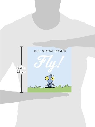 Fly!: Karl Newsom Edwards: 9780385392839: Amazon.com: Books