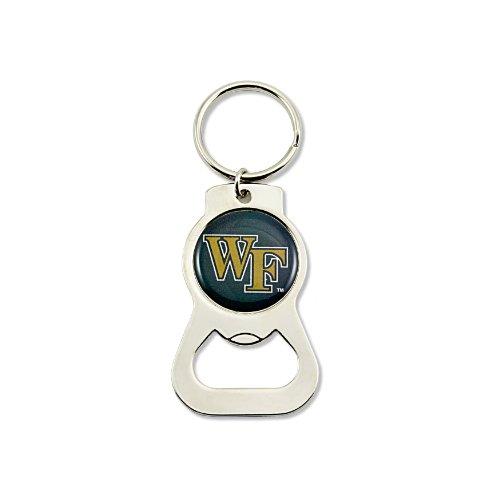 Wake Forest Demon Deacons Bottle (NCAA Wake Forest Demon Deacons Bottle Opener Key Ring)