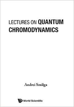 Lectures on quantum chromodynamics