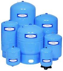 Amtrol (143-198) RO Steel Pressure Tank 14 Gallon 3/4'' NPT Blue
