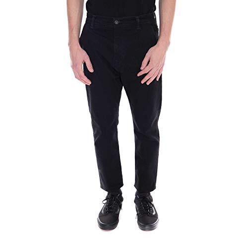 Edwin Universe Cropped Edwin Pantaloni Universe Cropped Nero Nero Pantaloni Pantaloni Universe Edwin 1wqrZ1z