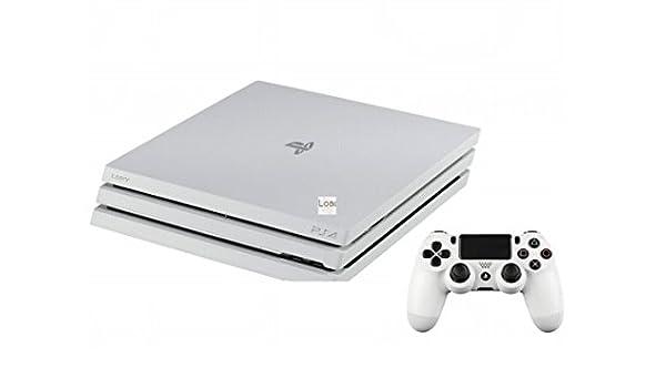 Sony Playstation 4 Pro 1TB blanco: Amazon.es: Electrónica