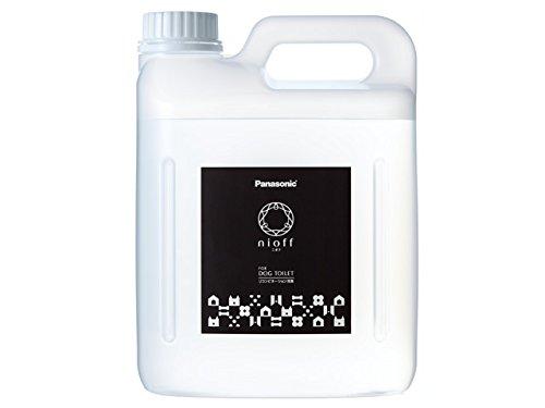 Panasonic nioff(ニオフ)FOR DOG TOILET(2L詰替用) NF-P002 B073XCX2MR