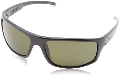 Electric Visual Tech One Gloss Black/Polarized Grey - Goggles Electric Polarized
