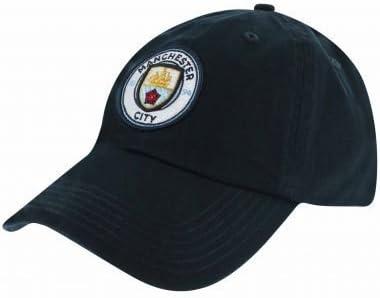 deeb668986b Official Manchester City Crest Baseball Cap