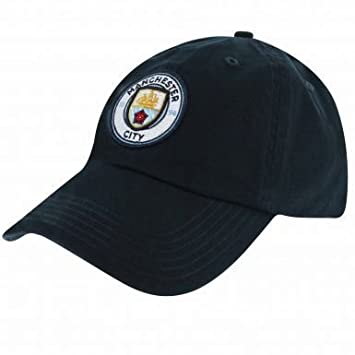346be879a55 Official Manchester City Crest Baseball Cap  Amazon.co.uk  Sports   Outdoors