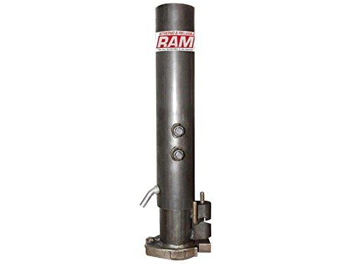 - RAM Round Tube 25K Gooseneck Coupler