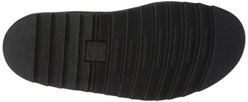 Dr. Martens Unisex Adults' Myles Open Toe Sandals Black (Black Brando 001) 7fr84e2fZF