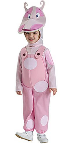 Backyardigans Uniqua Child Costume - Toddler - Kid's Costumes by (Backyardigans Uniqua Costume)